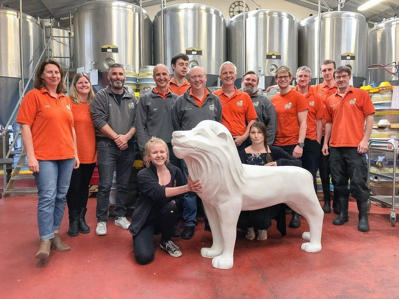 Meet the Lions – Event Preview Drinks – Wed 12th June