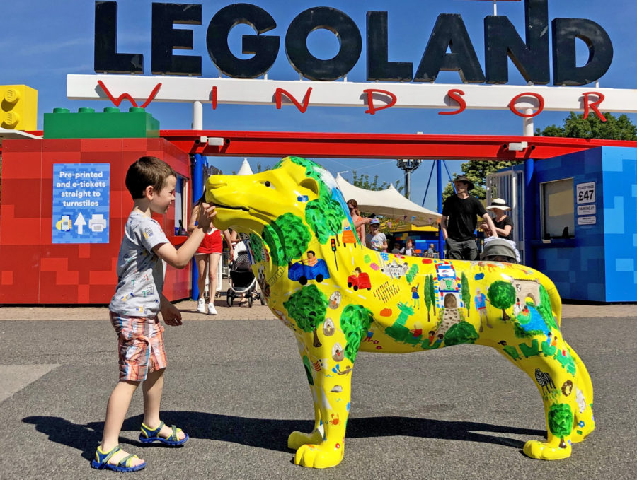 LEGOLAND Windsor Resort joins the Pride as Gold Event Sponsor