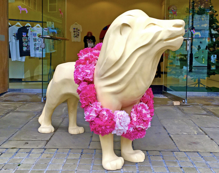 WIN A SUPERSIZED LION! Roarsome Raffle launched…